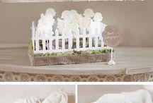 Baby Shower / Decoração cha de fralda