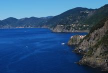 Cinque Terre / Riomaggore , Liguria
