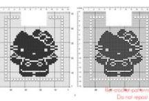 Filet baby bibs free patterns / Free filet crochet baby bibs patterns download...