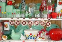Jadite Love / Jadite Cookware and Serveware