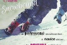 Book # 1 - Snowbound / Inspiration for my 1st book Snowbound, published Oct. 20, 2015 Coming-of-age, First Love, HEA   https://www.goodreads.com/book/show/26566752-snowbound               ☆☆☆On-sale Now☆☆☆ ONE CLICK --> http://www.amazon.com/dp/B015M2IUIY