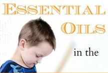 Oily Mums & Kids / Essential oil use for families and kids.