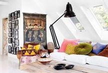 Interiors | ECLECTIC / Mixed Original Interiors