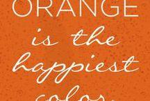 Inspiration | ORANGE joy