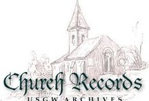 Church Related Records & Histories