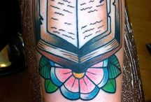 Tantalizing Tattoos / i am more myself every time i choose to add ink to my skin. if the body is a temple, why not decorate the walls? / by Avery Welch