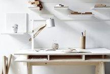 Escritorios y oficinas - Desktops and offices / Rincones de escritorio y oficinas... ¡Espacios para trabajar a gusto! - Desktop corners and offices... ¡Comfortable spaces to work!