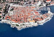 Dubrovnik / City of Dubrovnik, medieval and fortified gem on Croatian coastline.  Pinboard presented by Dubrovnik Guide, best mobile app travel guide for Dubrovnik and surroundings