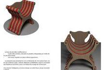 Propuestas de diseño Furnit-U - Design proposals / Tablero con las propuestas de nuevos diseños que aportan los diseñadores noveles en Furnit-U. Board with new porposal of novel designers, ready to vote on Furnit-U