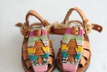 baby shoes / Baby shoes, mocks, socks and slippers! Keep those little toes safe and warm with baby shoes. / by Wild Dill