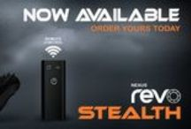 Nexus Revo Stealth / Nexus Revo has gone remote!  Nexus Revo Stealth delivers discreet remote targeted pleasure to the prostate and perineum to deliver amazing prostate orgasms!  Based on the award winning Revo and Revo 2, Stealth now has the added benefit of remote controlled technology enabling greater freedom for you to use alone or with a partner.  http://www.nexusrange.com/new-products