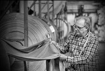 Berto: fabric producer since 1887 / Berto Textile Industry was founded in 1887 in Bovolenta, a little town near Padua, by two exceptional brother: Giuseppe and Egidio Berto.