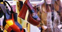 Platforms, Pilgrim & Lace Up / Vintage footwear the 60s & 70s and beyond.