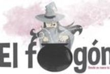 "Fantasía juvenil: El Fogón / Posts del blog ""El fogón"" sobre literatura fantástica (sobre todo, juvenil)"