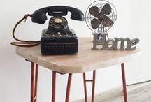 Deco #DIY del blog / Imágenes de proyectos propios de #DIY en el blog de Furnit-U. Our own DIY projects on Furnit-U's blog