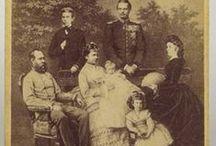 Kaiserin Elisabeth und ihre Familie / Empress Elisabeth of Austria and her family