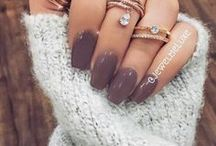 Nail Inspiration / Beautiful nails along with Accessories