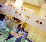 Interior / Innenarchitektur, Ladeneinrichtungen, Showrooms, Displays, Präsentationssysteme ...