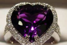 Wedding Jewelry / The home of Jewels that Couples give to each other. Engagement rings, Wedding rings, eternity rings and Jewelry worn at Weddings. Cushion Cut Engagement Rings. Amethyst stone engagement rings. Rose Gold Diamond Cluster