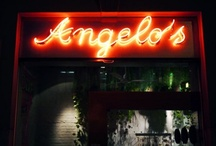 When food meets design / Let's reveal Angelo's Bistrot