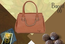 Mix in a unique twist to everyday life! / Go ahead, spoil yourself silly! This gorgeous beauty made of exclusive cruelty-free synthetic leather offers ample space for all of one's essentials.  Trendy, unique and artistically inspired, this one's a must have for any fashionista!  Buy Now at: www.baggit.com
