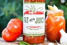 Give me a cocktail! / Some of the best Bloody Mary recipes we've managed to find.