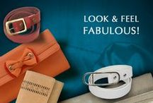 Its Time to Turn Some Heads! / Made of rich, cruelty-free fabrics and materials Baggit offers trendy accessories to suit every occasion. Functional, versatile and runway-ready, you'll be sure to charm one and all. Knock 'em dead, gorgeous! Available Exclusively at: www.baggit.com