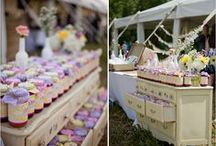 Vintage Style Wedding or Event / A collection of vintage style wedding and event items.