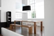 DINING ROOM/KITCHEN / by Catherine Morrissey