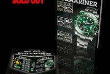 Book: Collecting Rolex Submariner / New updated edition on Rolex Submariner, Sea-Dweller and DeepSea Authors: Mondani Franca, Mondani Guido