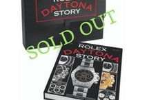Book: Rolex Daytona Story / This Rolex book is a limited edition of only 2,000 copies all over the world Authors: Mondani Guido, Patrizzi Osvaldo  http://www.mondanionline.com/rolex_daytona_story-24.php