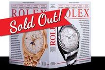 Book: Total Rolex / The most complete and updated edition on Rolex. Text in English, German, French, Italian and Spanish  http://www.collectingwatches.com/en/our-editions/product/view/2-books-about-rolex/7-total-rolex.html