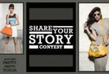 Be Pretty Tough with Our New Contest! / Be it an Act of Kindness or a Moment of Righteousness - here's your Chance to Share your Story and Win Baggit Goodies while also being Featured on our Blog! Be Brave, be beautiful, be you!
