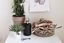 Home decor Inspiration / Decoration, organisation and interior design.