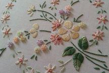 Embroidery stitchers and patterns