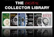"""Rolex App for iPhone, iPad and Android /  """"Rolex Submariner Story HD"""", together with the other applications signed by Guido Mondani Editore, such as """"100 Years of Rolex"""", """"Rolex Steel"""" and """"Rolex Gallery"""", will allow you to collect and invest """"on-the-go""""."""