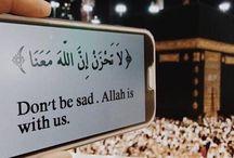 Islamic Quotes / Reminder for myself so I won't get far from Allah Subhanahu wa ta'ala and Rasulullah Salallahhu'alaihi wa sallam. Keep Istiqomah. InsyaAllah. .