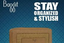 Find the Wallet of Your Choice & Stay Fashionable!!! / Wallets act as a major requisite and help you stay organized. Carry a wallet at any occasion to hold your basic necessities – change, credit/debit/visiting cards, money, ID card. With bold new colors made of rich cruelty-free synthetic leather and other trendy innovative fabrics, these wallets exude immense style and functionality. Get stylishly efficient today by choosing your statement piece from a wide array of wallets at www.baggit.com.