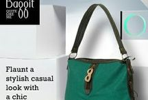 Flaunt a Stylish Casual Look with a Chic Handbag!  / Get ready to flaunt a casual look with Baggit's trendy and chic handbags. Baggit's super stylish range of handbags not only provides a dressed-down touch to your overall ensemble, but are also great in terms of availability of space, Made from rich cruelty-free material and other innovative fabrics. Explore a wide range of fashionable handbags in seamless patterns and attractive colors of your favorite fashion accessory brand, Baggit. Get one of these statement pieces, today at www.baggit.com!