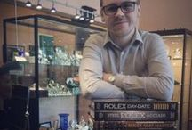 """Our historical Clients-""""USEFUL ADDRESSES FOR THE COLLECTOR"""" / -""""USEFUL ADDRESSES FOR THE COLLECTOR"""" with the best contact to buy, sell and exchange Modern and Vintage Rolex."""