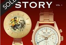 Books: Rolex Story / Only 300 examples worldwide. The most complete books ever realized on Rolex. This edition is sold out. http://www.mondanionline.com/news-rolex-story%3a-sold-out-49.php