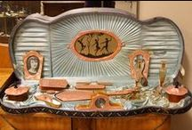 Vanity and Dresser Sets / by Carol Marie Coulson