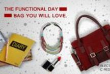 The Functional Day Bag You Will Love!! / Travel conveniently with a stylish, well-structured Satchel messenger bag. Provided with a shoulder strap, use your satchel to carry your essentials-books, notepad etc with ease. Made from cruelty-free leather and intriguing fabrics, discover a wide range of satchel bags in different designs and colors from Baggit, and choose a style that suits you best. Ladies, time to replace the hefty handbag with a satchel bag when on a day out. Get your favorite statement piece at www.baggit.com