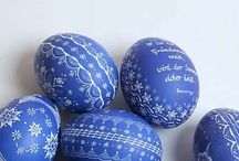 Easter / Everything Easter related: DIY, decorations and ideas. Inspiration.