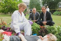 Lewis / Kevin Whately as Inspector Lewis, and Laurence Fox as DS James Hathaway.