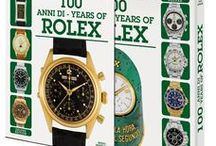 Book: 100 Years of Rolex / Limited edition of 299 copies 336 pages, cm 25.5 X 31.5, one volume in an elegant slipcase English and Italian texts. Attached are the estimates of every Rolex. http://www.collectingwatches.com/product/100-years-of-rolex-deluxe-edition/