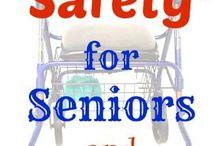 Senior Health and Safety