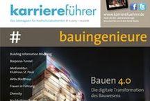 karriereführer Cover / Die Cover der karriereführer-Publikationen