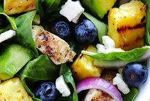 Healthy and delicious food recipes / Tasty and nutricious food for a healthy lifestyle / by Olga Sismanidou