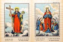 Images religieuses - Images d'Épinal